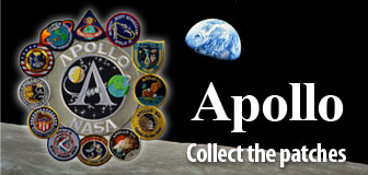 APOLLO MISSION SET