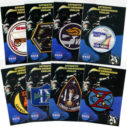 AUTHENTIC GEMINI PROGRAM SET
