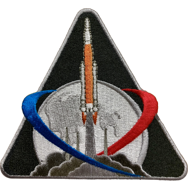 NASA ARTEMIS PROGRAM PATCH