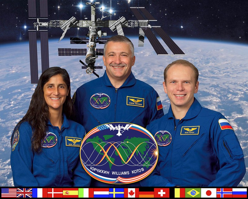 "EXPEDITION 15 ""WILLIAMS"""