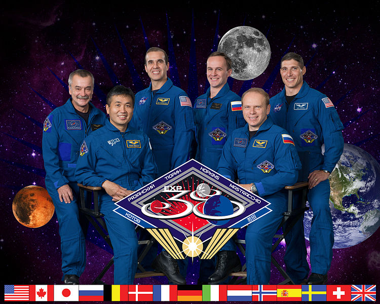 EXPEDITION 38