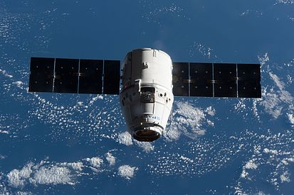 SPACE X CRS RE-SUPPLY SET  CRS-5 THRU CRS-14