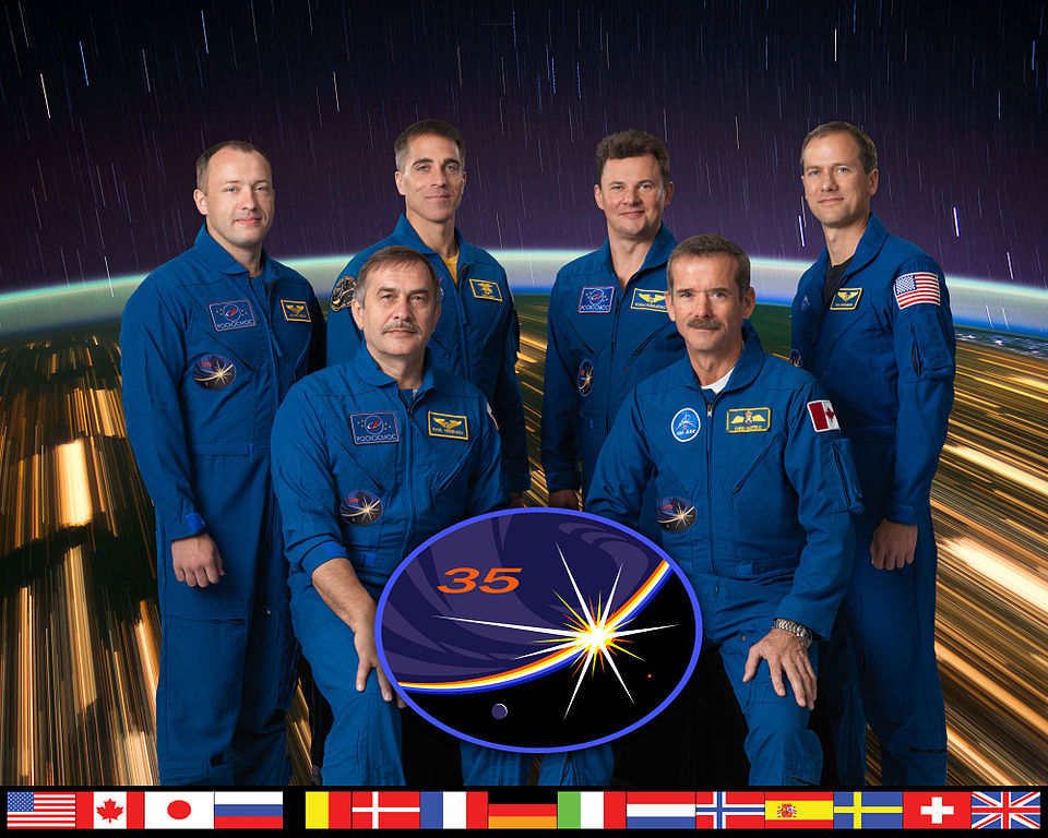 EXPEDITION 35