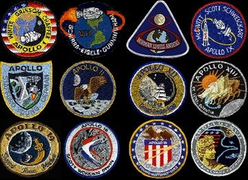 apollo space badges - photo #21