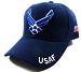 USAF HAT WITH FLAG
