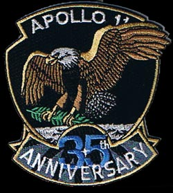 APOLLO 11 35th ANNIVERSARY