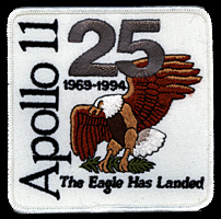 APOLLO 11 25th ANNIVERSARY
