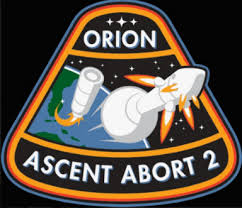 ORION ASCENT ABORT 2