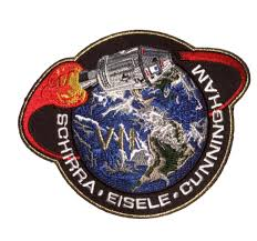 APOLLO 7 COMMEMORATIVE