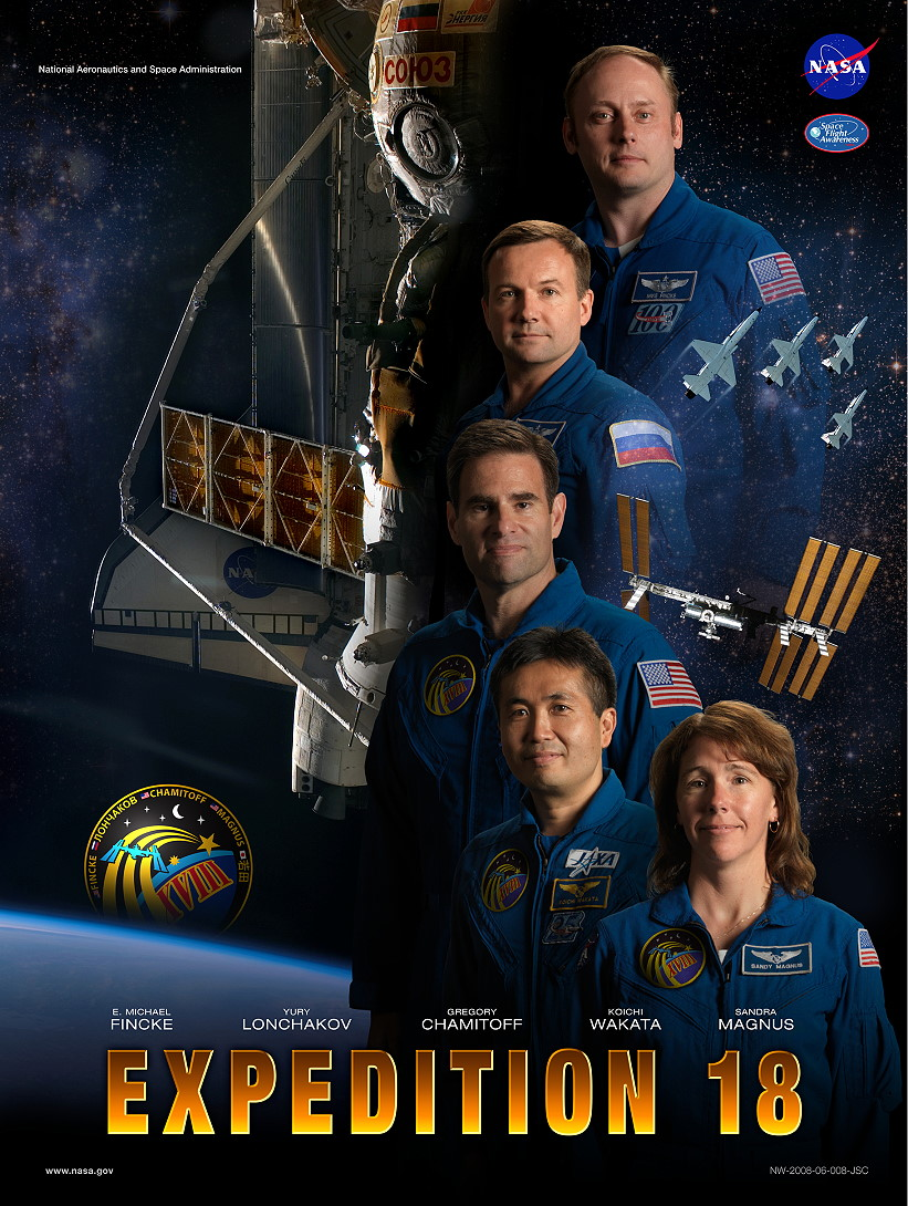 EXPEDITION 18