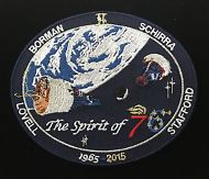 TIM GAGNON'S GEMINI 6 AND 7 SPIRIT