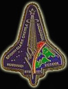 STS-107 PIN