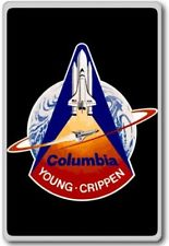 STS-1 FOUR FLAME PATCH