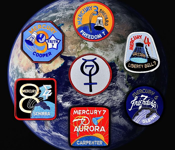 cooper space mission patches - photo #9