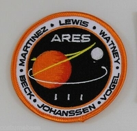 """THE MARTIAN"" ARES PATCH"