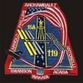 STS-119 PIN
