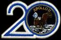 APOLLO 11 20th ANNIVERSARY