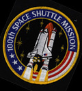 100TH SPACE SHUTTLE MISSION